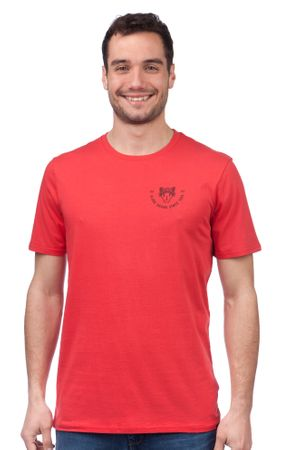 GLOBE moška majica Adler Classic M rdeča