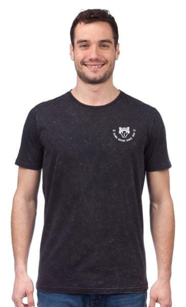 GLOBE pánské tričko Adler L černá
