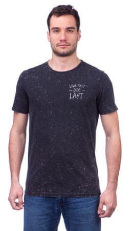GLOBE moška majica Die Last M črna