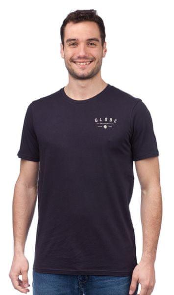 GLOBE pánské tričko Alfred M černá