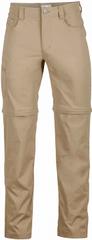 Marmot moške hlače Transcend E Convertible, rjave