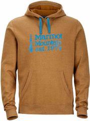 Marmot moška jopa 74 Hoody, rjava