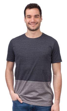 GLOBE moška majica Moonshine M siva