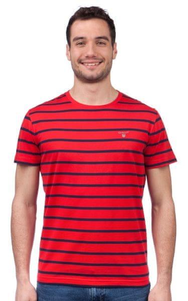 Gant pánské tričko S červená