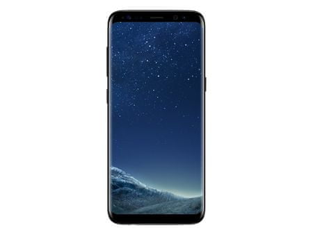 Samsung GSM telefon Galaxy S8 64 GB, midnight black