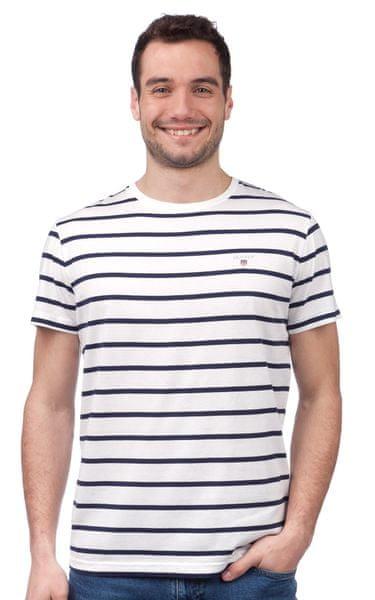 Gant pánské tričko XXL bílá