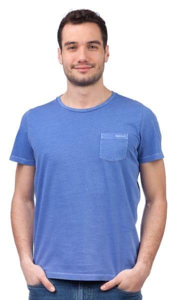 Gant pánské tričko S modrá