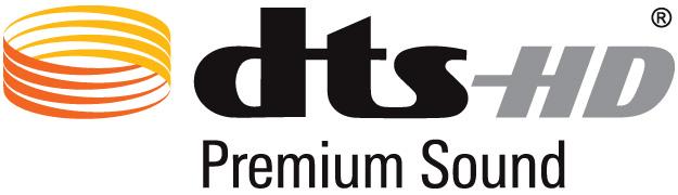 DTS-HD Premium Sound