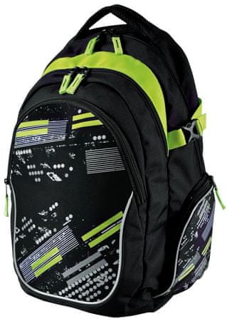 40ce7ed9fc0 Stil školní batoh teen Subway