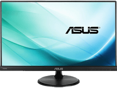 "Asus VC239H 23"" Full HD LED monitor fekete DVI,HDMI,D-Sub"
