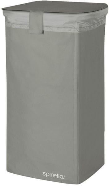 Spirella Koš na prádlo Classic XXL, grey