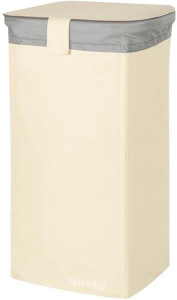 Spirella Koš na prádlo Classic XXL, white
