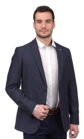 Gant pánské sako 54 tmavě modrá