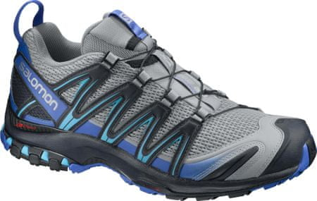 Salomon Xa Pro 3D Quarry/Nautical B/Hawaiian O 42.0
