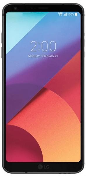 LG G6 32 GB, černá