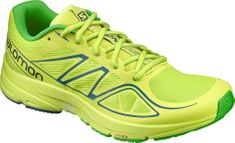 Salomon Sonic Aero Lime Green/Lime Punch./Gr