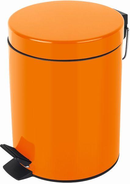 Spirella Odpadkový koš SYDNEY 5 l, orange