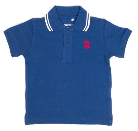 Primigi fiú galléros póló 122 sötétkék