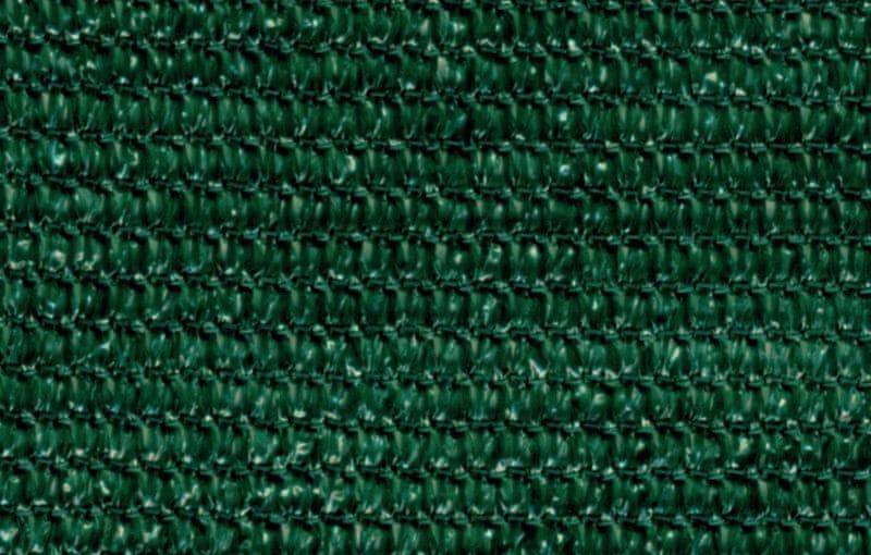 TENAX SPA stínící síť SAMOA 100% 1,5m výška, smaragdově zelená