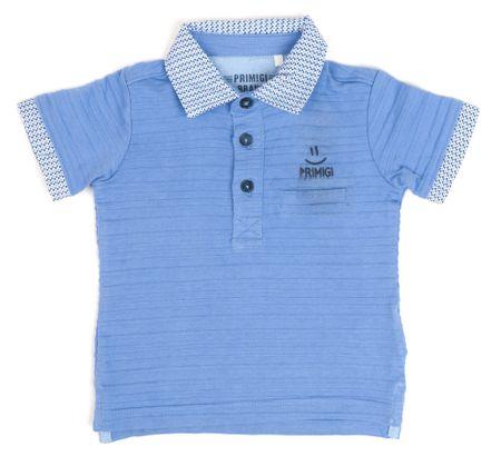 Primigi koszulka polo chłopięca 74 niebieski