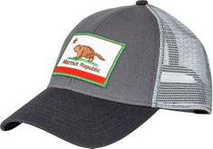 Marmot kapa Republic Trucker, siva
