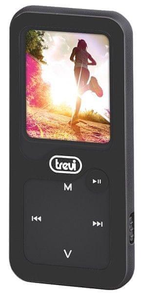 Trevi MPV 1780 SB + 8 GB karta, černá