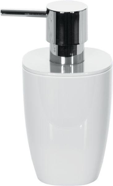 Spirella Dávkovač mýdla PURE, white