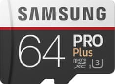 Samsung memorijska kartica micro SDXC 64GB PRO Plus