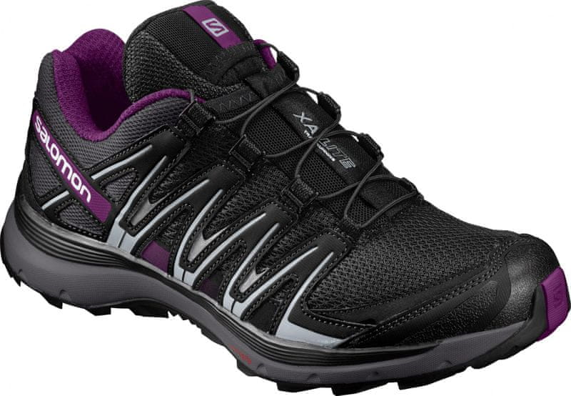 Salomon Xa Lite W Black/Magnet/Grape Juice 37.3