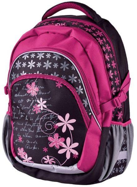 Stil školní batoh teen Romance