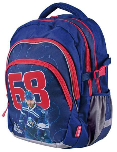 Stil školní batoh Junior Jágr Kids 68