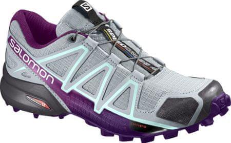 Salomon tekaški copati Speedcross 4 W, sivi, 40.7