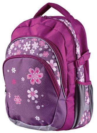 8811ac113d5 Stil školní batoh Junior Flower Dreams