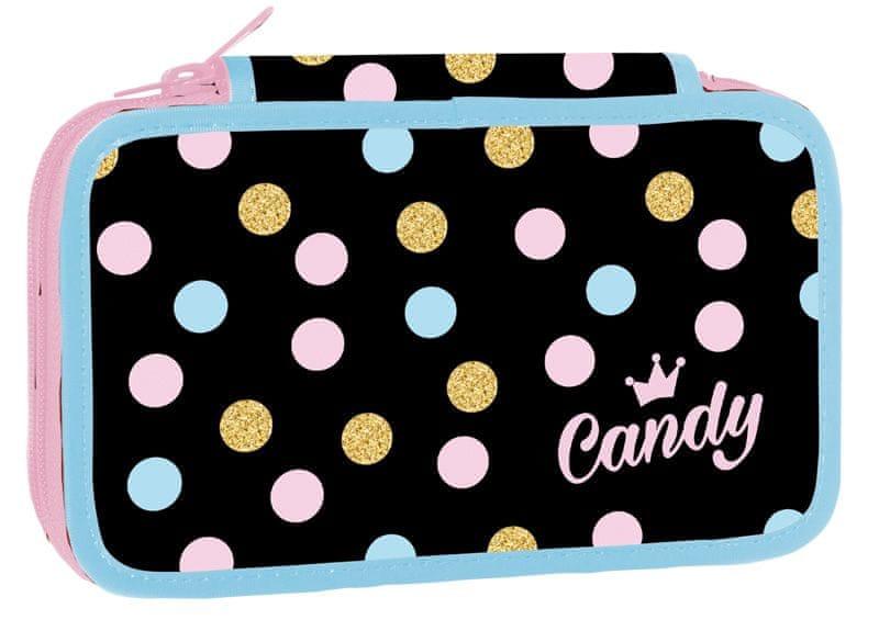 Stil Školní penál dvoupatrový Candy