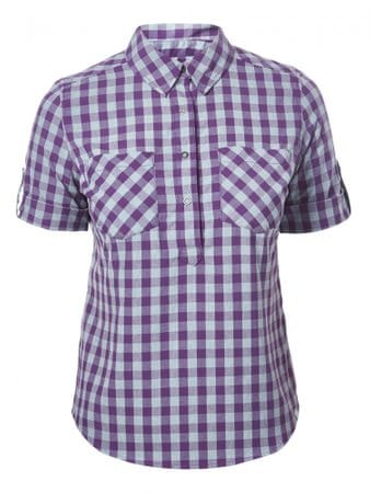 Berghaus koszula Explorer 2.0 Shirt SS Af Purple Grey 10