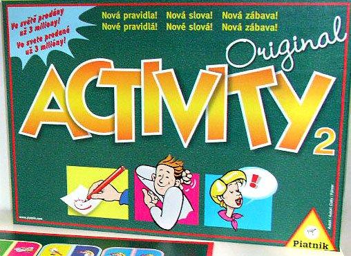 Piatnik Activity Original 2 - II. jakost