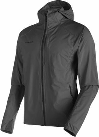 Mammut Ultimate Light SO Hooded Jckt M graphite S