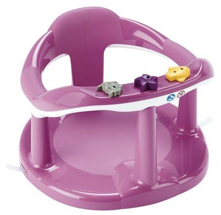 ThermoBaby siedzisko do wanny Aquababy, różowe