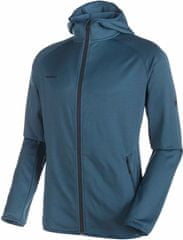 Mammut Go Far ML Hooded Jckt M orion melange