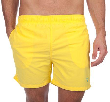 46bf4287f3a Gant pánské plavky M žlutá - Alternativy