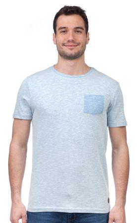 Brave Soul moška majica Nixon XL modra