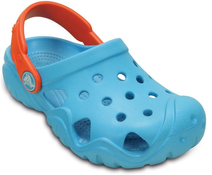 Crocs Swiftwater Sandal Kids Blue J1 32-33