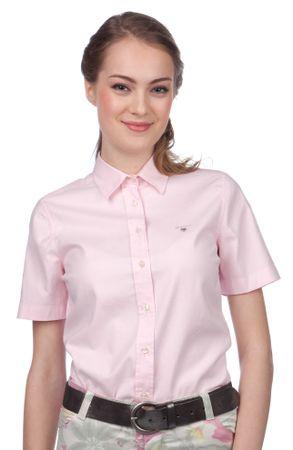 Gant dámská košile 40 růžová