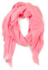 Gant dámský růžový šátek