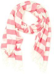 Gant női sál rózsaszín
