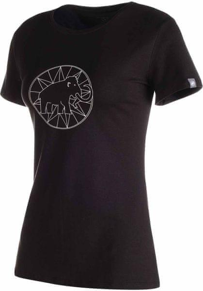 Mammut Logo T-Shirt W black M