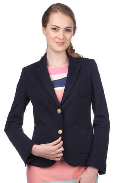 Gant dámské sako 38 tmavě modrá