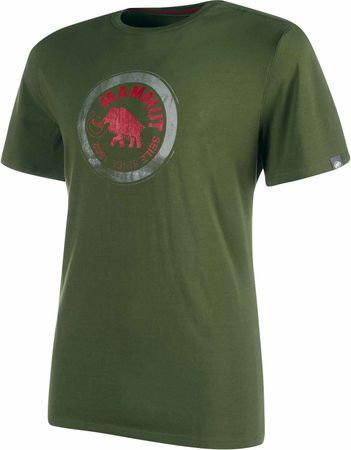 Mammut Seile T-Shirt M seaweed S