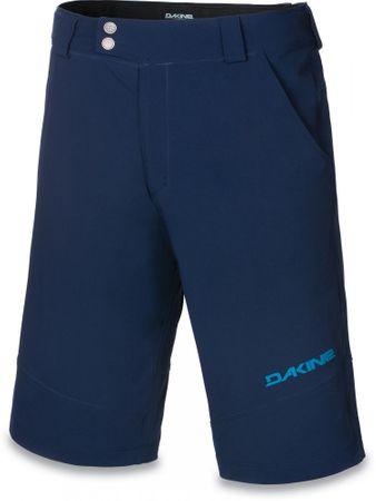 Dakine kolesarske hlače Derail Short, modre, 30