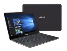 Asus X541UJ-GQ024 Notebook, Fekete